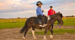 Stajnia Bocianie Gniazdo - Nauka jazdy konnej
